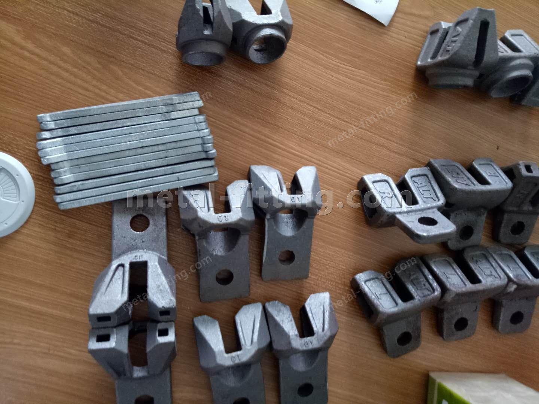 scaffolding ledger end,casting  steel ledger end,scaffolding fitting-221367594070874251