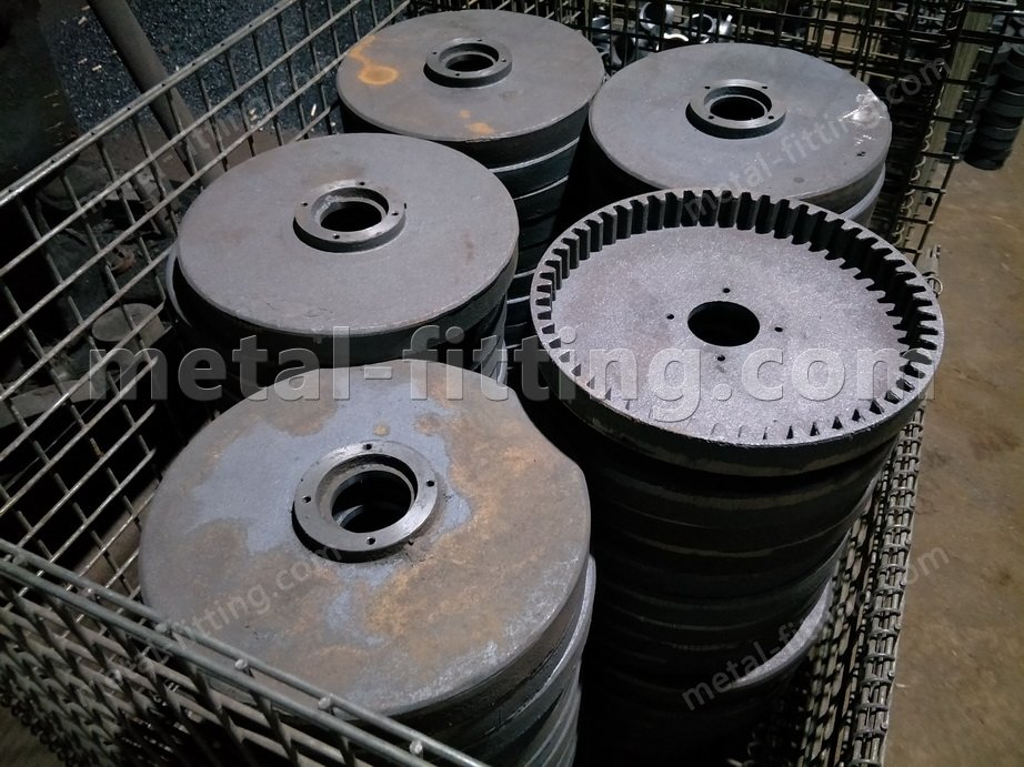 GG20 ductile iron concrete/cement mixer wheels  ring gear ring  pinion gears-IMG20171007172231