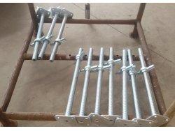 scaffolding standards jack base