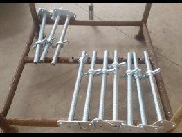 scaffolding standards jack base,scaffolding,scaffold part