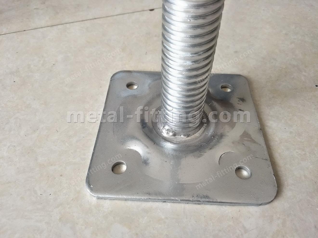 scaffolding standards jack base,scaffolding,scaffold part-scaffold JACK BASE (1)