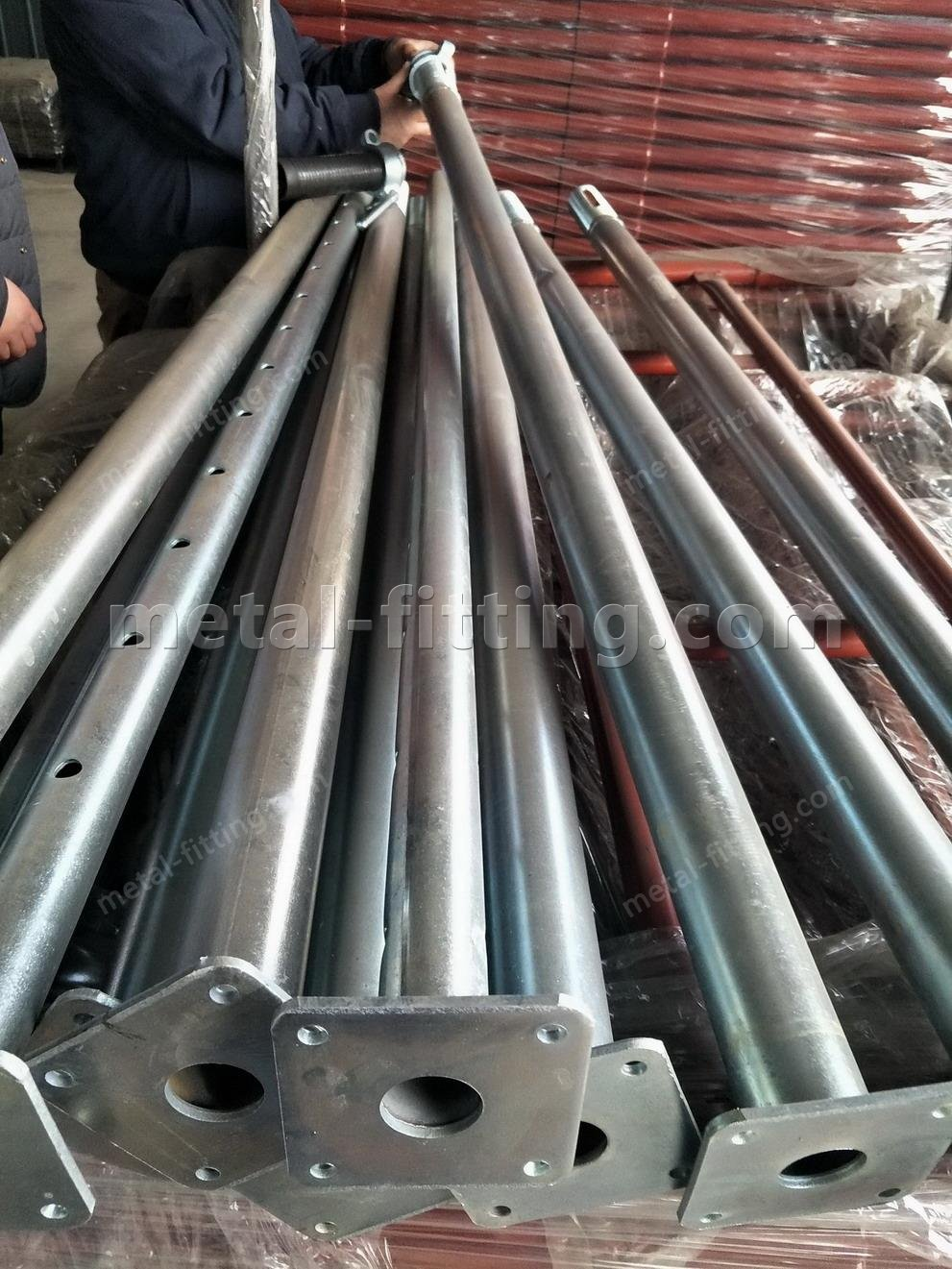 scaffolding standards jack base,scaffolding,scaffold part-scaffold JACK BASE (4)