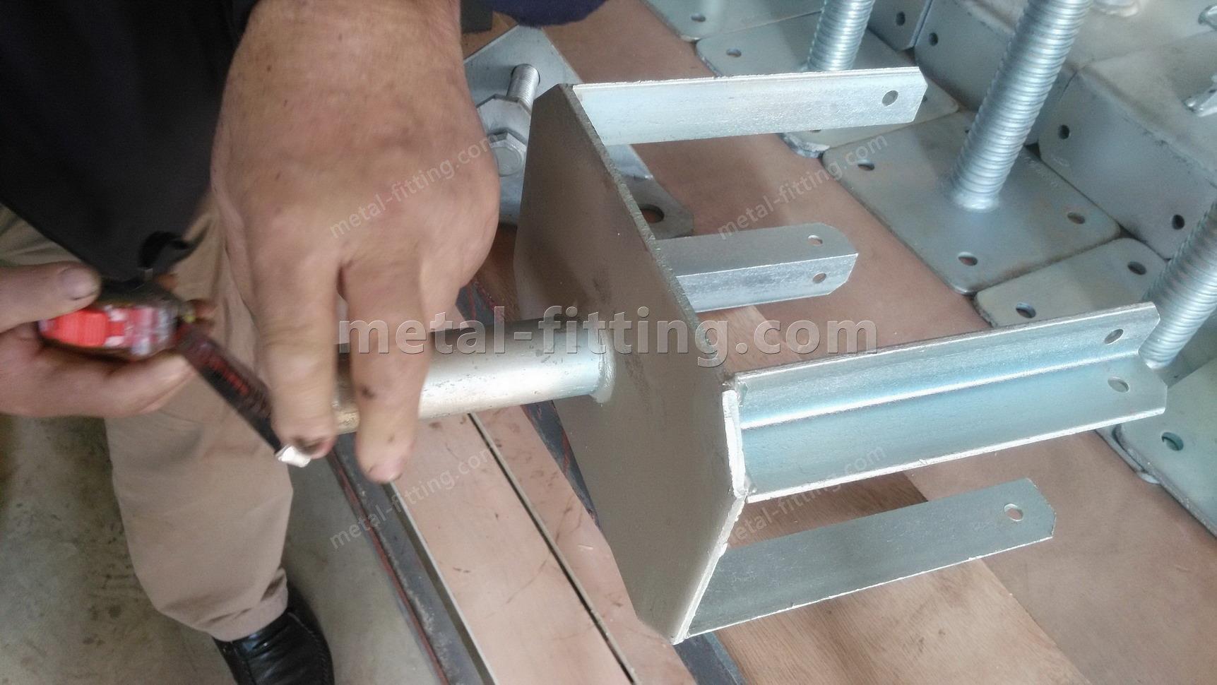 scaffolding standards jack base,scaffolding,scaffold part-scaffold part