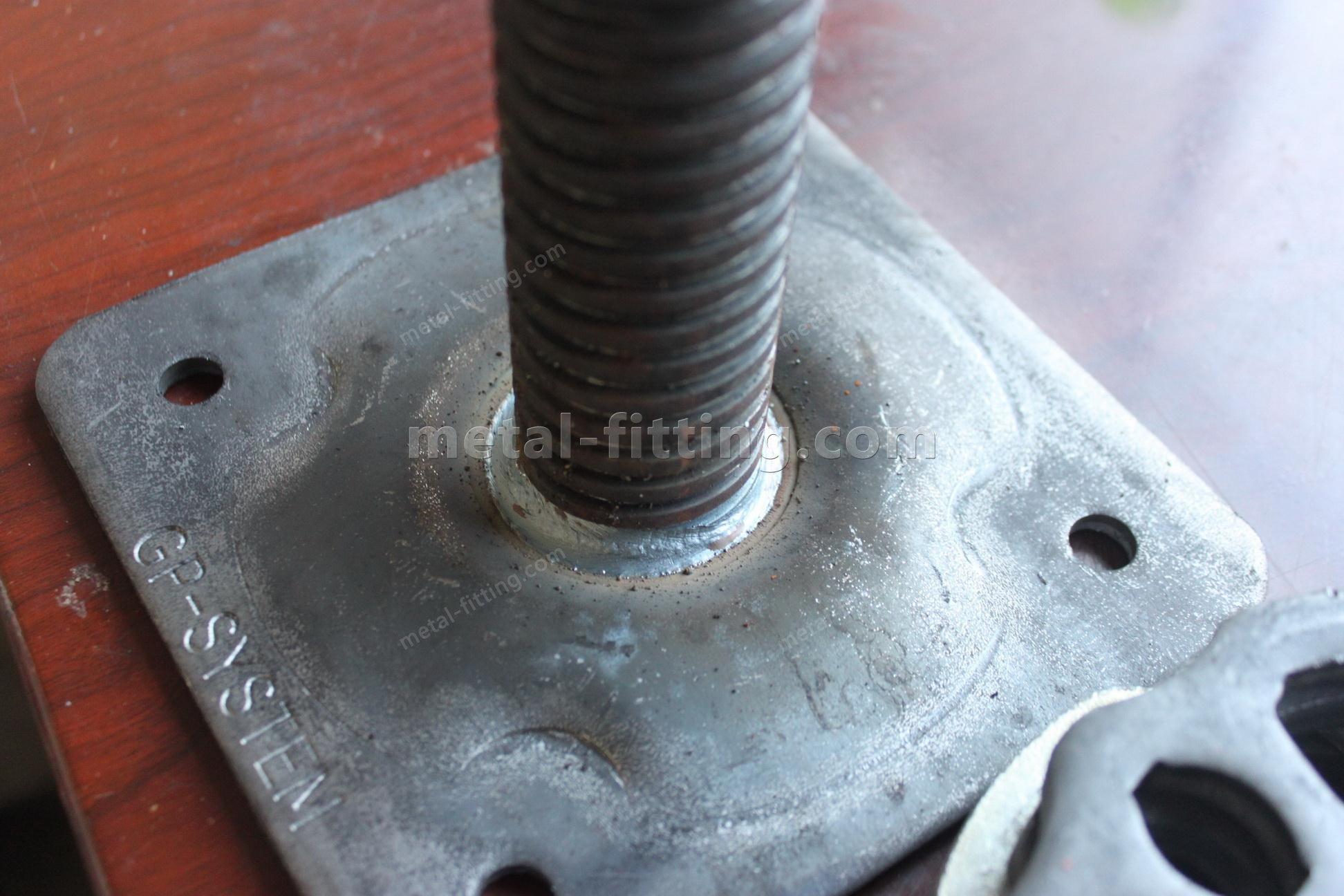 scaffolding standards jack base,scaffolding,scaffold part-scaffold standard