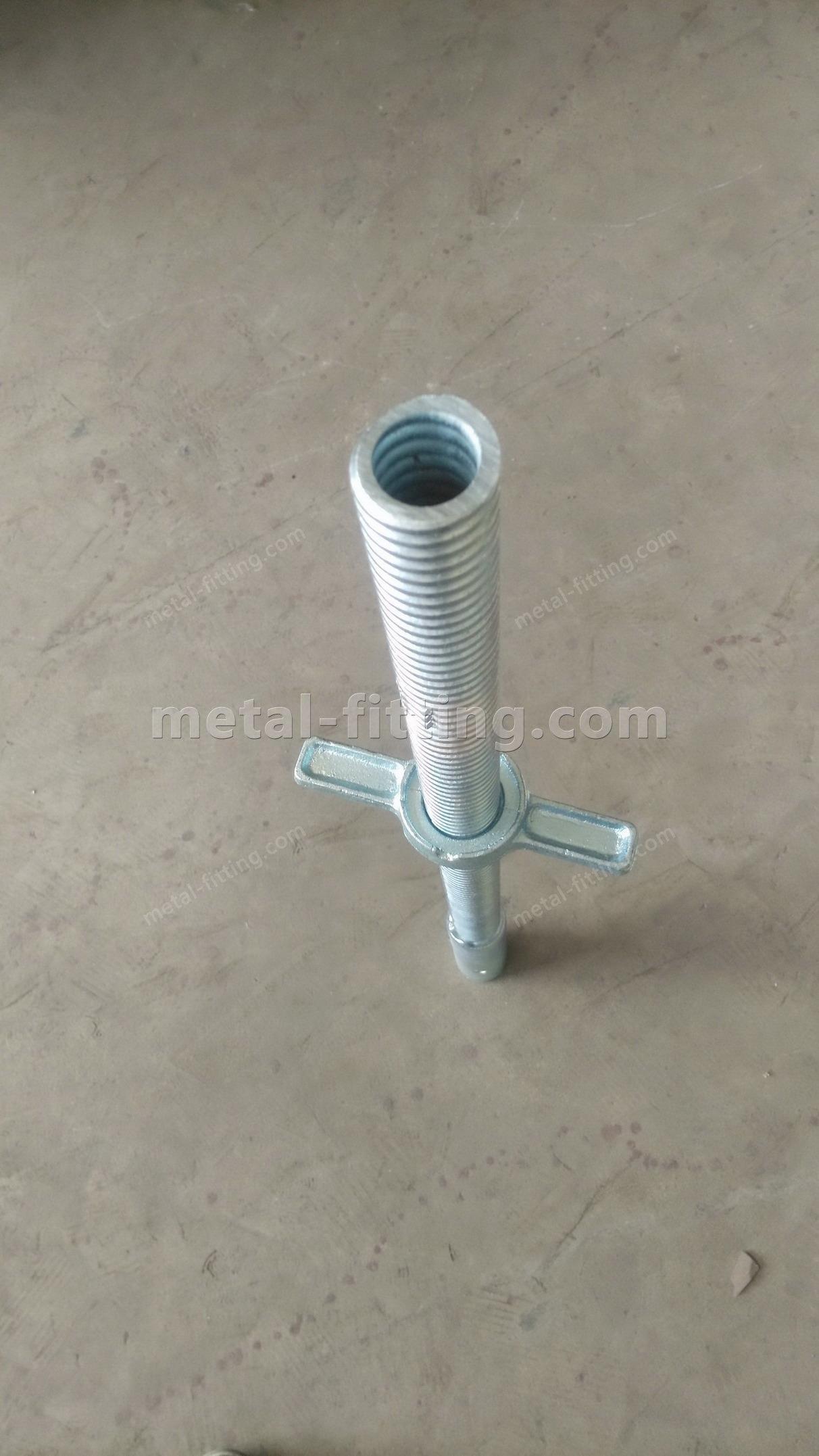 scaffolding standards jack base,scaffolding,scaffold part-scaffolding base