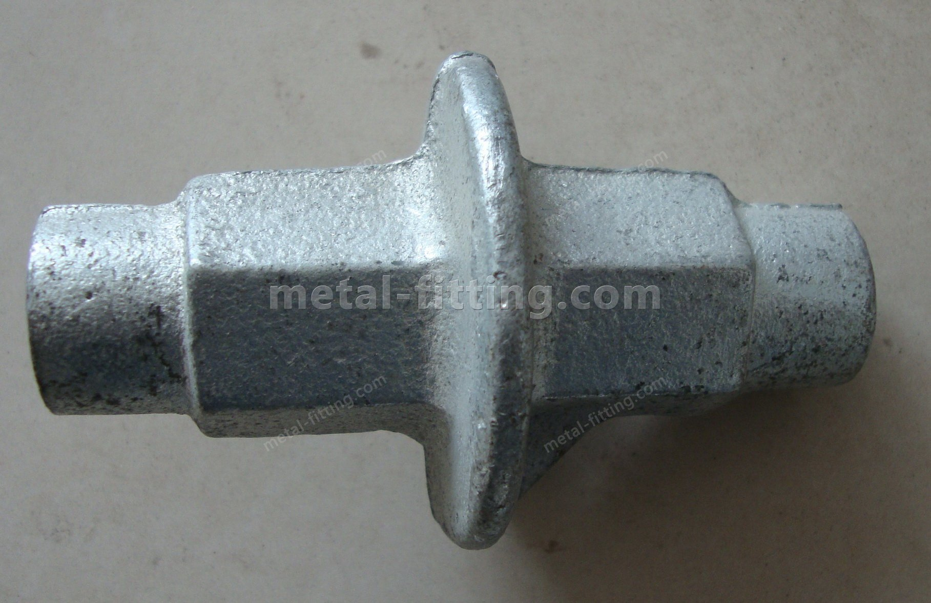 Galvanized wing nut imperial nuts and bolts of scaffold fittings-water stopper