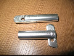 building fitting,scaffolding fitting,casting ledger end