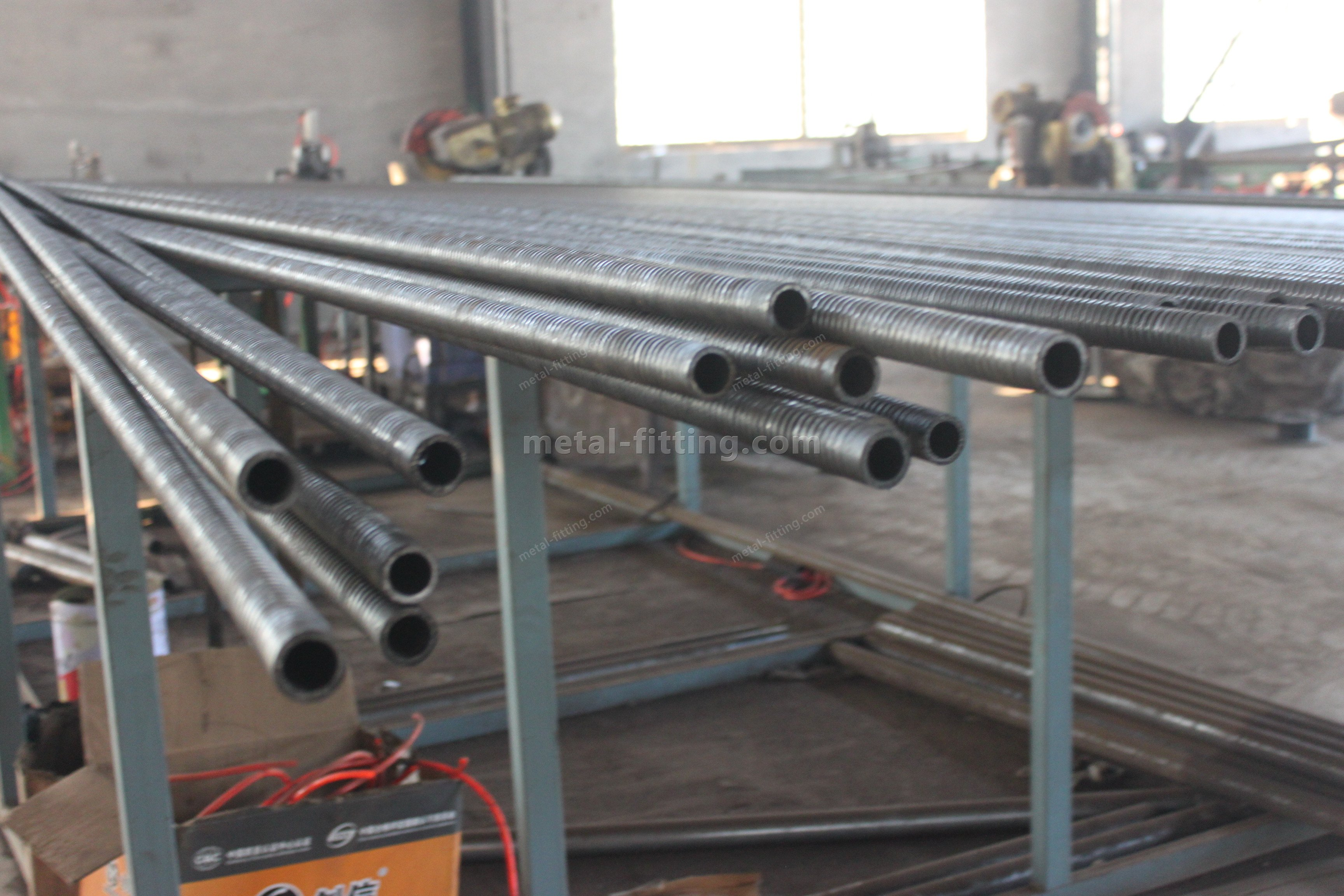 cast iron or steel tube of the scaffolding-scaffolding tube