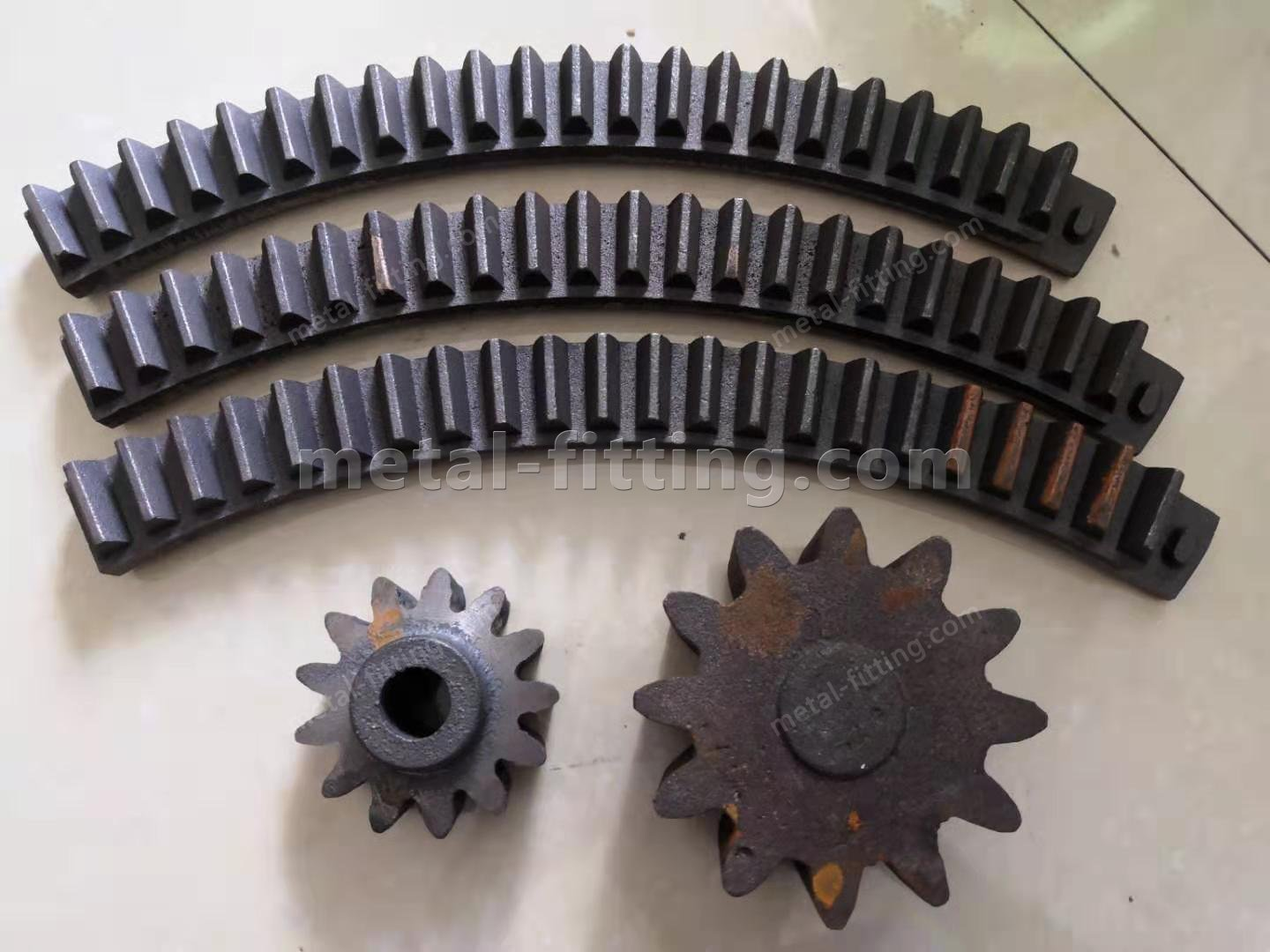 cement mixer cast iron ring gear,metal concrete mixer gear and pinion set ,spinning gear ring-cast mixer ring gear (1)