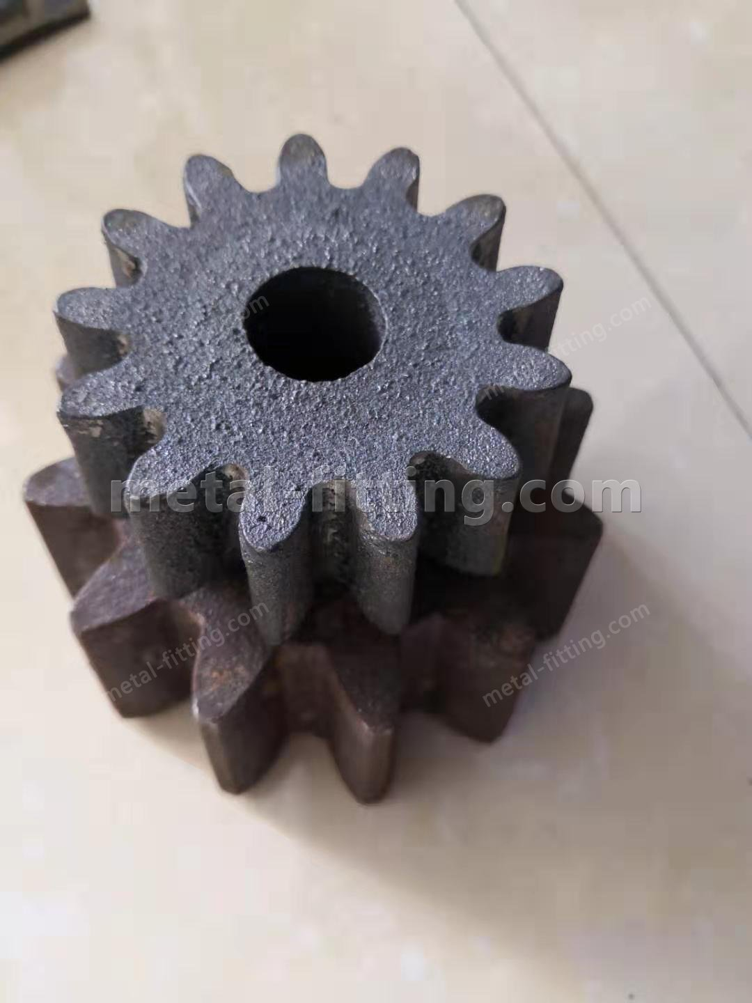 cement mixer cast iron ring gear,metal concrete mixer gear and pinion set ,spinning gear ring-cast mixer ring gear (3)