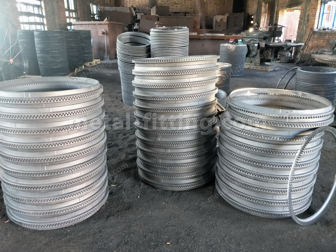 large metal ring gear,gear ring,ring and pinion gear sets for cement mixer-IMG20180724171921