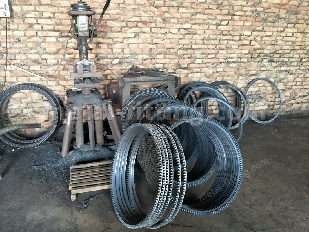 ,ring gear,cast iron ring gearof concret Mixer-cast iron ring gear (64)
