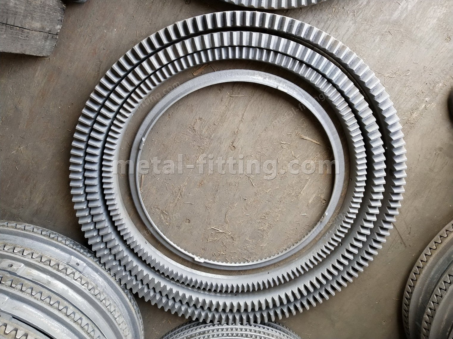 large iron crown gear ring for iron concrete Mixers-0c115c13afa2bee5e9554481cb13552