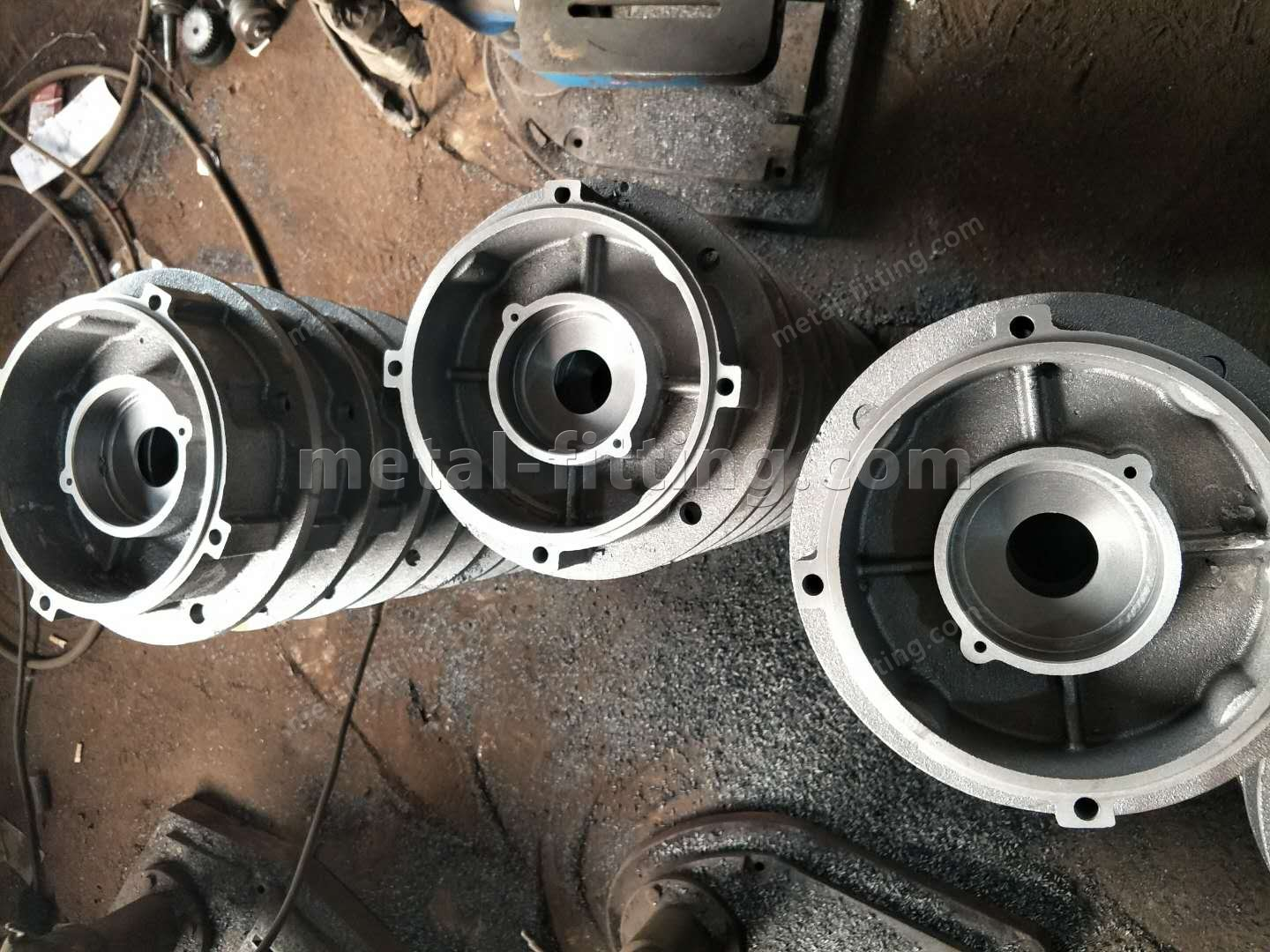 Casted Gear Ring,cast iron pully for cement Mixer-207926580451328887