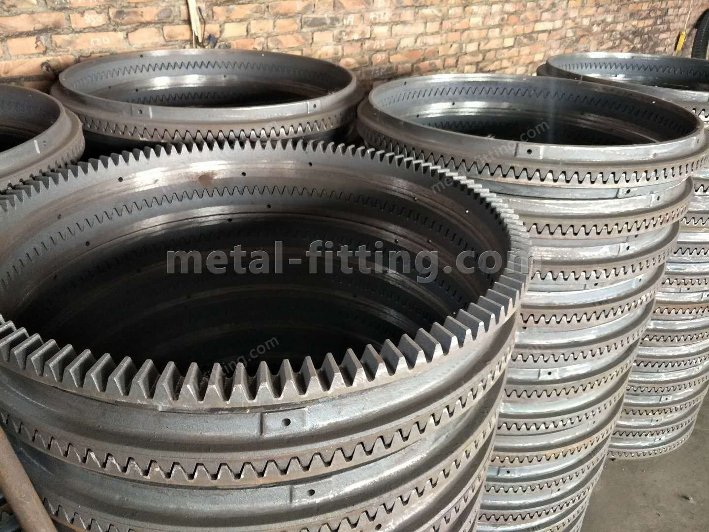gear ring,cast iron pully,pully,steel spur gear-403833938752576483