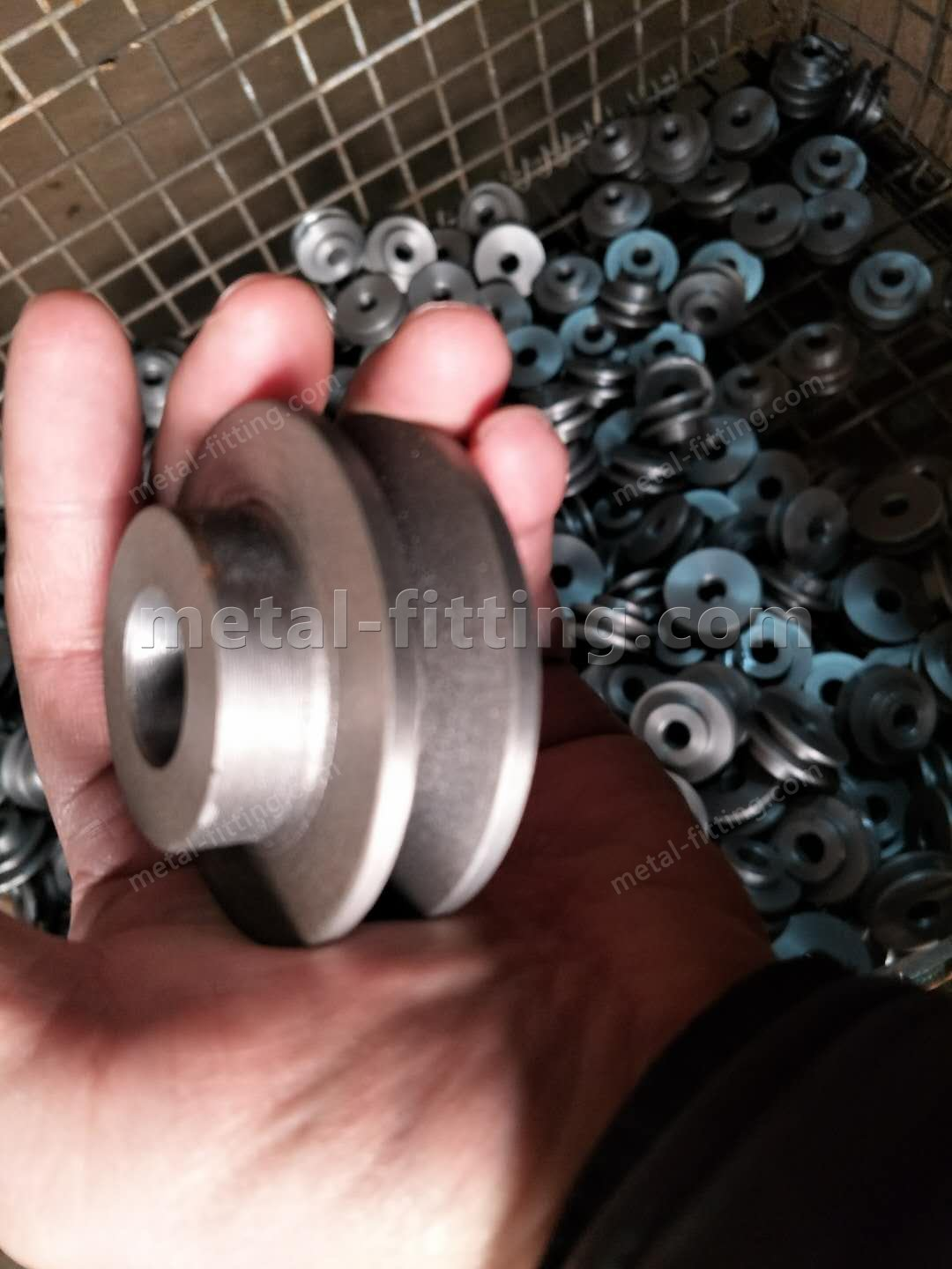 Casted Gear Ring,cast iron pully for cement Mixer-435004945455092013