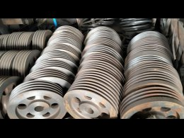 cast iron pully,pully,Steel Casted Gear Ring,