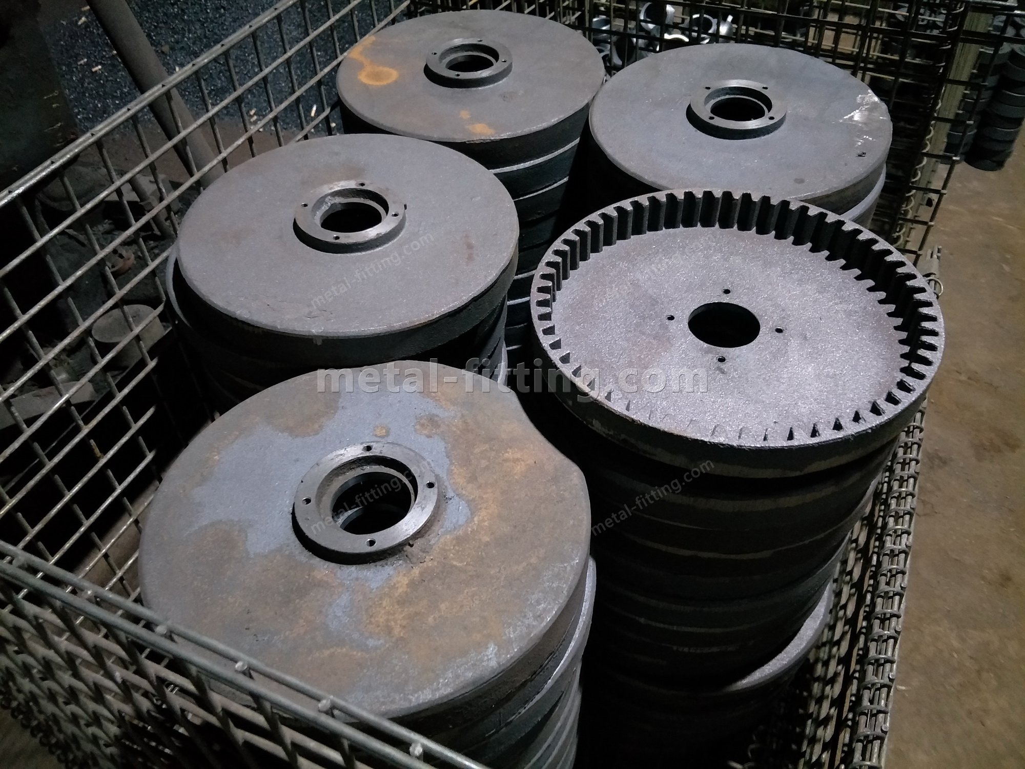 gear ring,cast iron pully,pully,steel spur gear-IMG20171007172231