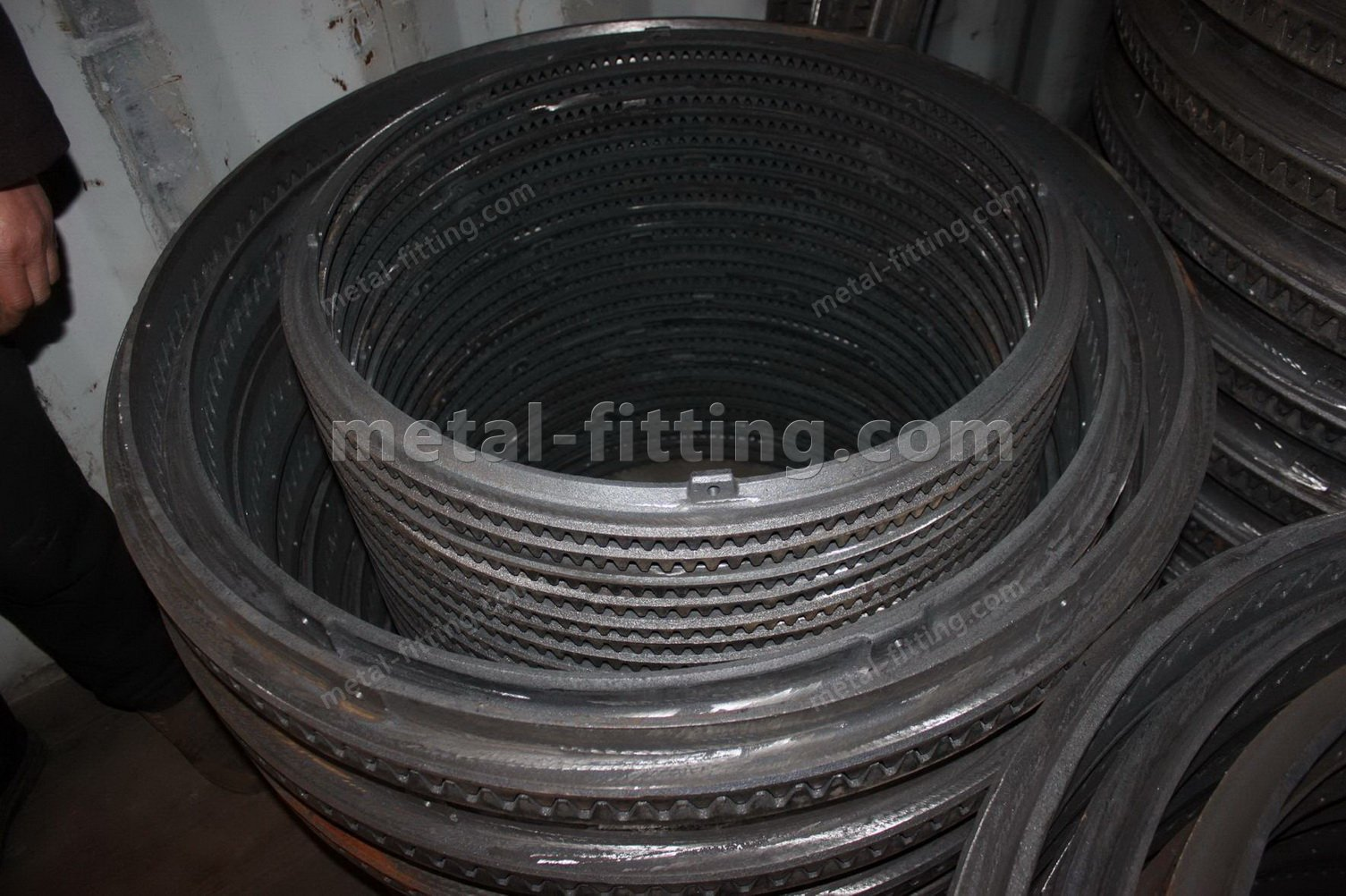 large iron crown gear ring for iron concrete Mixers-f8109f4928740de48f669867ff69264