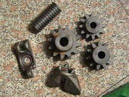 Steel or iron crown Gears,spur gear,custom spur gears