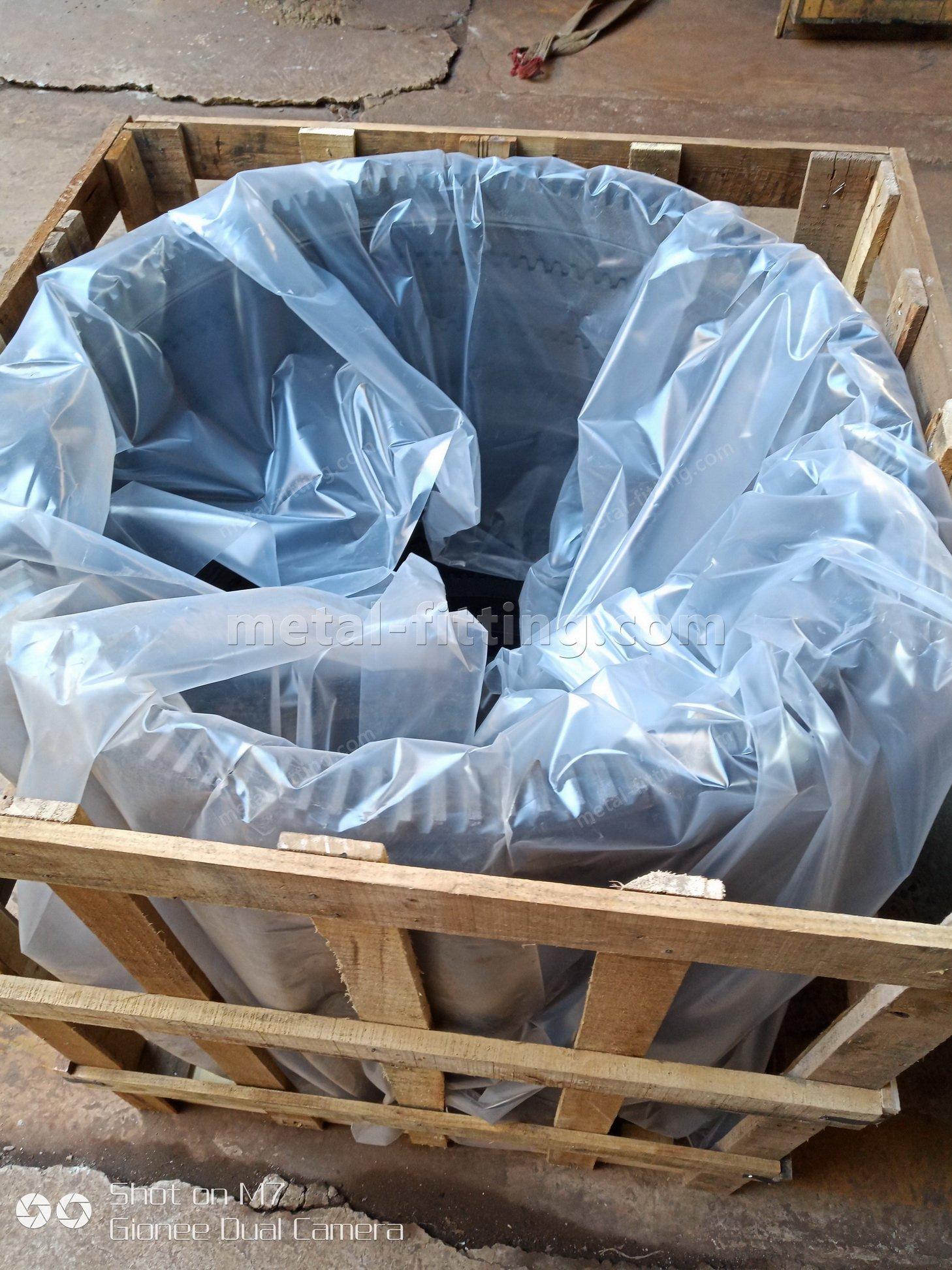 cast iron crown ring gear for concrete mixer-2dbc8e489d77be54c539c80e1bd615c